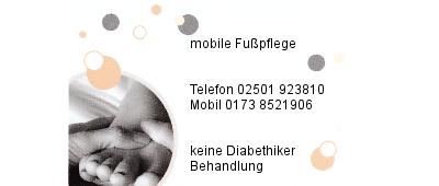 Fußpflege Winkelmann