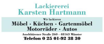 Lackiererei Hartmann