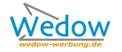 Wedow Werbung